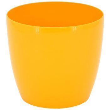 Obal plastový DUO190 - žlutý