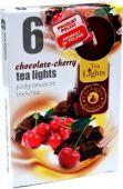 Čajová svíčka - čokoláda/třešeň