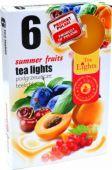 Čajová svíčka - letní ovoce