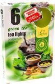 Čajová svíčka - zelený čaj