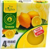 Maxi čajovka  - citron