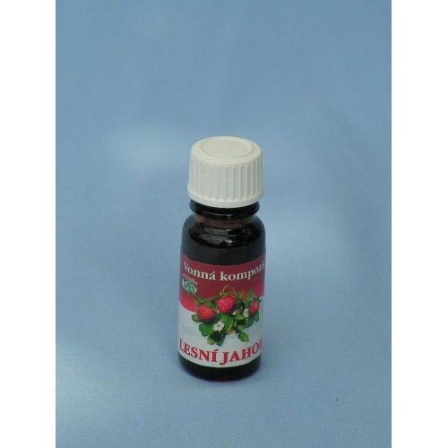 Vonný olej - Lesní jahoda