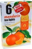 Čajová svíčka -  mandarinka