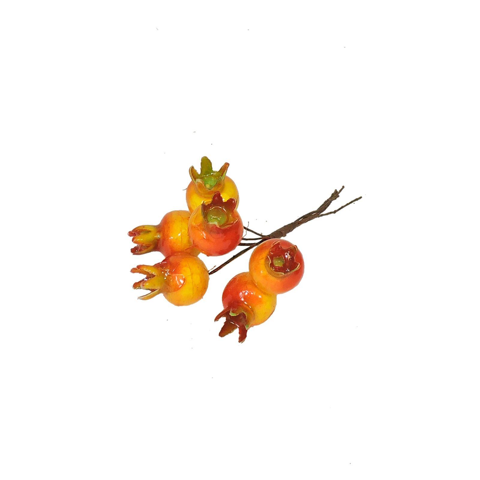 Jeřabinky - dekorace podzim