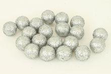 Kuličky S/20 - stříbrná