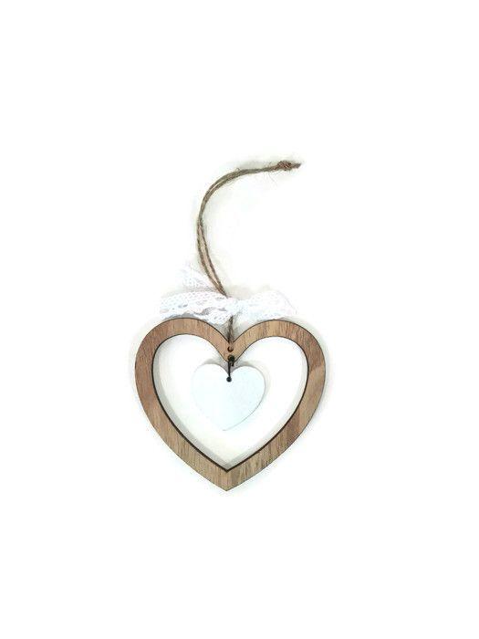 Srdce dřevo