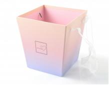 Flower box, obal s ušima