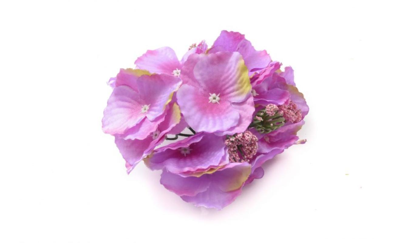 Hortenzie - vazbová květina