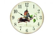 Nástěnné hodiny - MDF