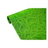 Vlizelín 3D, srdce - zelená