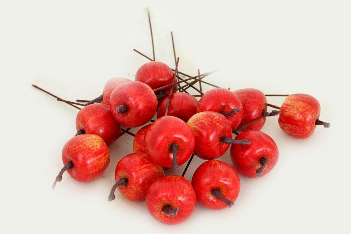 Jablíčka - přízdoba