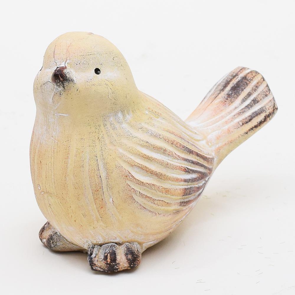 Ptáček keramický
