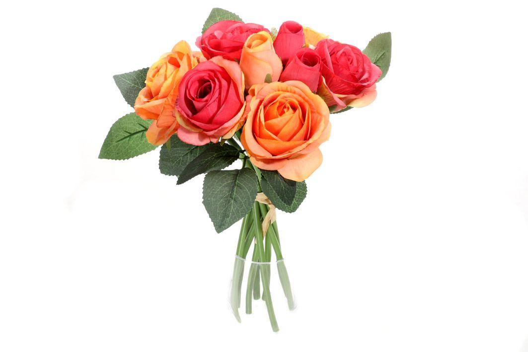 Růže - umělé květiny
