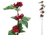 Větvička bobule - červená