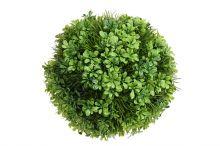 Koule dekorační - zelená