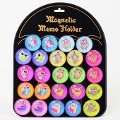 Magnet - motiv sovy