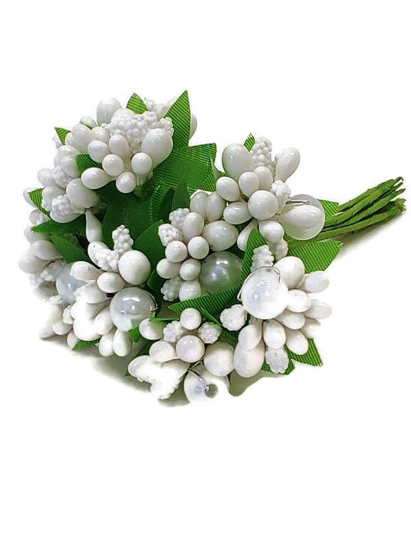 Přízdoby s perličkou