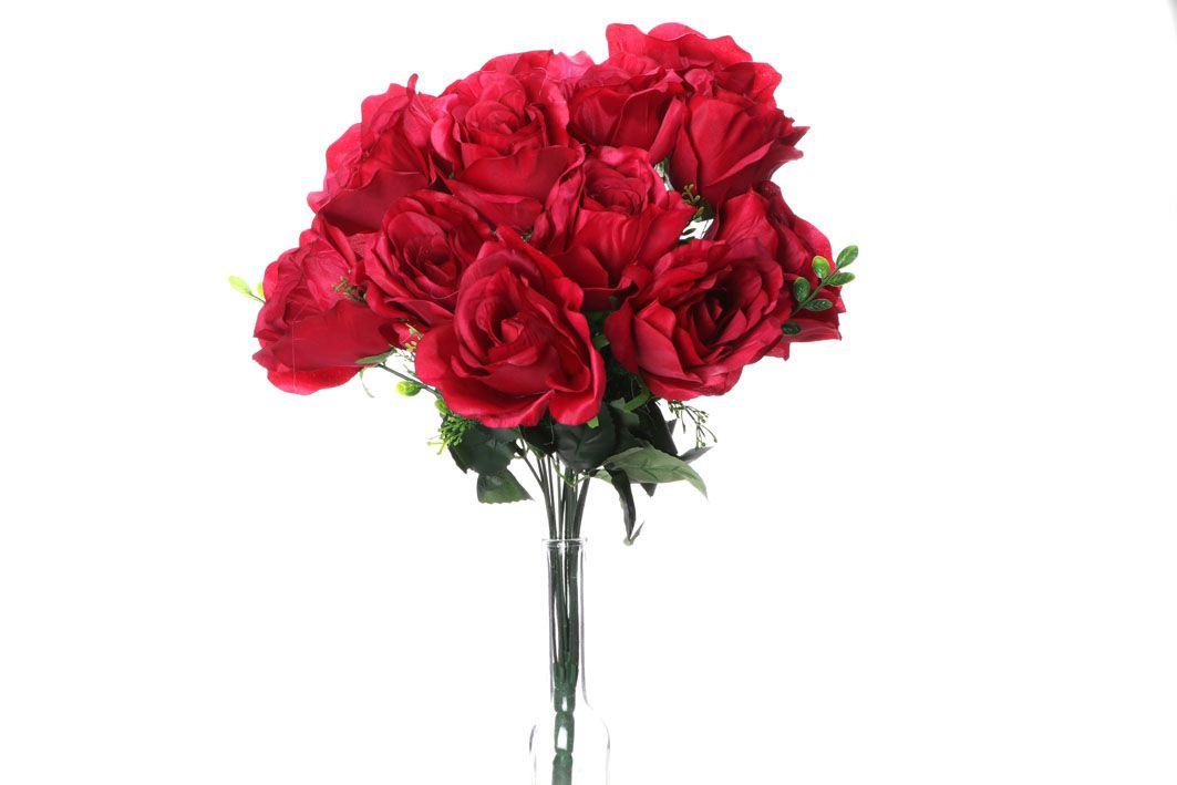 Růže - umělá květina