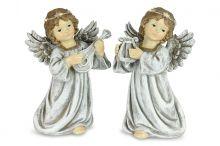 Anděl dekorační - LED