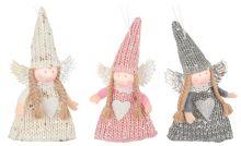 Anděl pletený - MIX