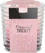 Svíčka ve skle - orientální noc