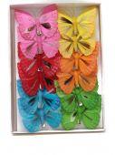 Dekorační motýl - střední