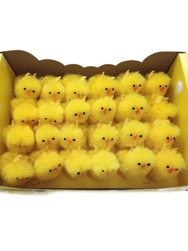 Kuřátka - velikonoční dekorace