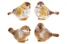 Ptáček polyresin - MIX