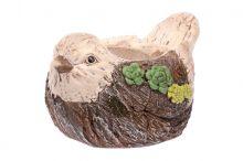 Ptáček - obal, MgO keramika