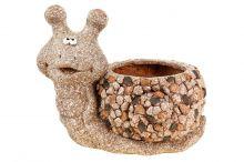 Šnek - obal, MgO keramika