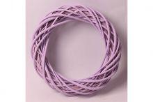Věnec proutí - fialová