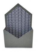 Flower box, obálka - šedá
