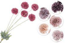 Chryzantéma x5 - umělá květina