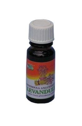 Esenciální olej - Levandule