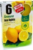 Čajová svíčka - citron